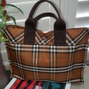 Burberry Blue label small Tote